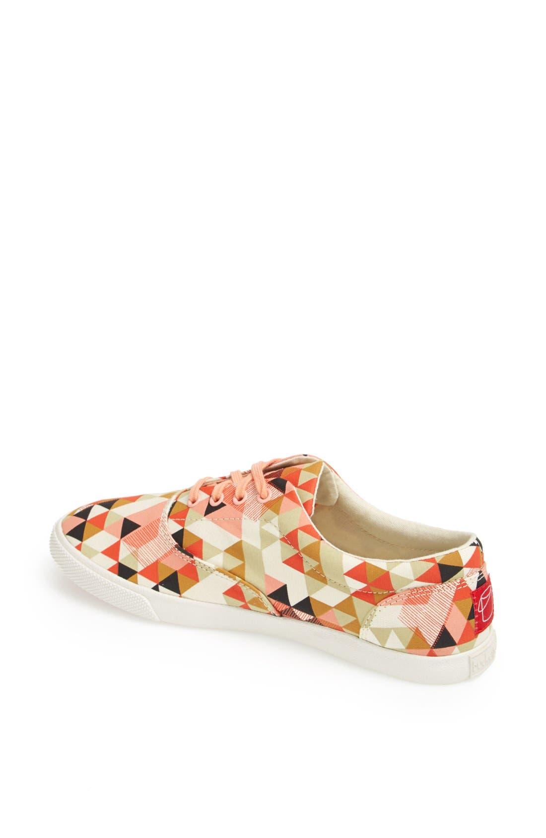 Alternate Image 2  - BucketFeet 'Delta' Canvas Sneaker (Women)