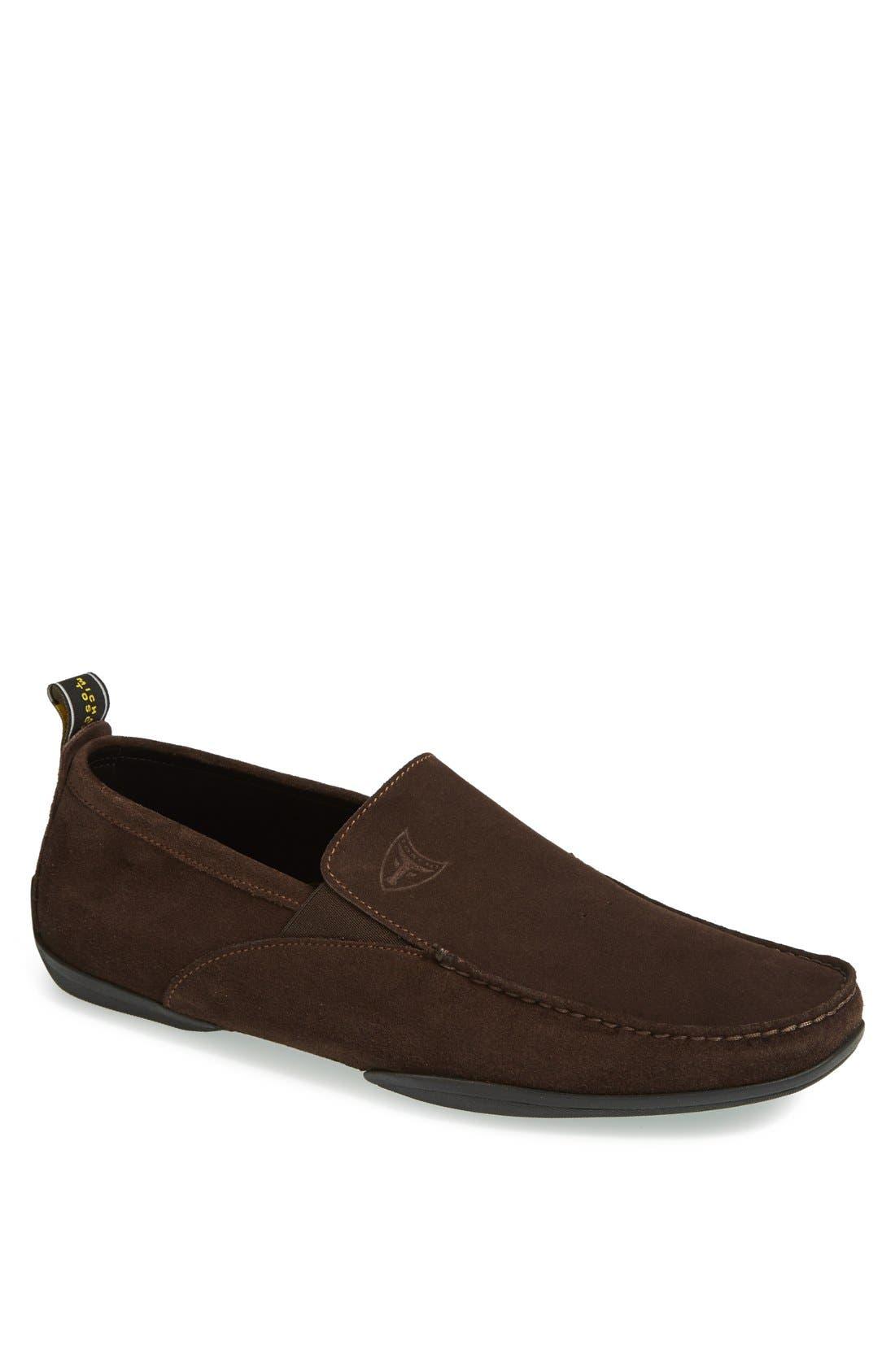 Alternate Image 1 Selected - Michael Toschi 'Onda' Low Profile Shoe