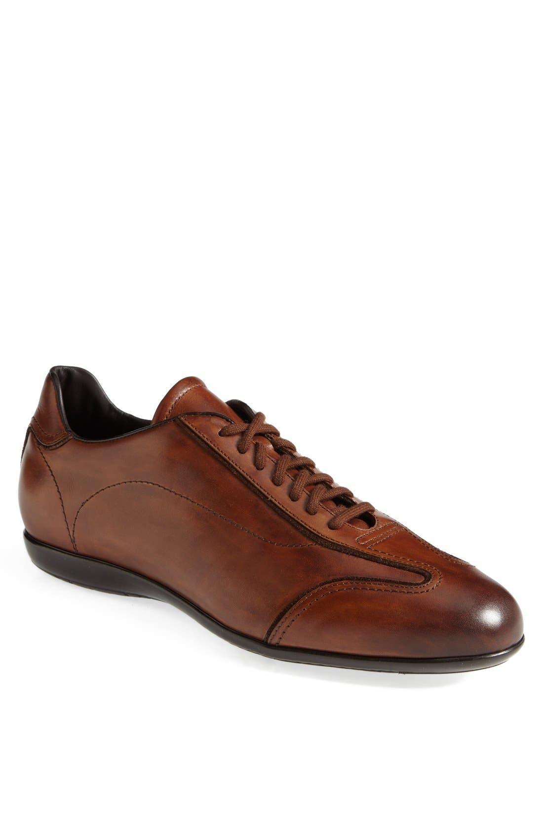 Alternate Image 1 Selected - Santoni 'Himalaya 2' Sneaker (Online Only) (Men)