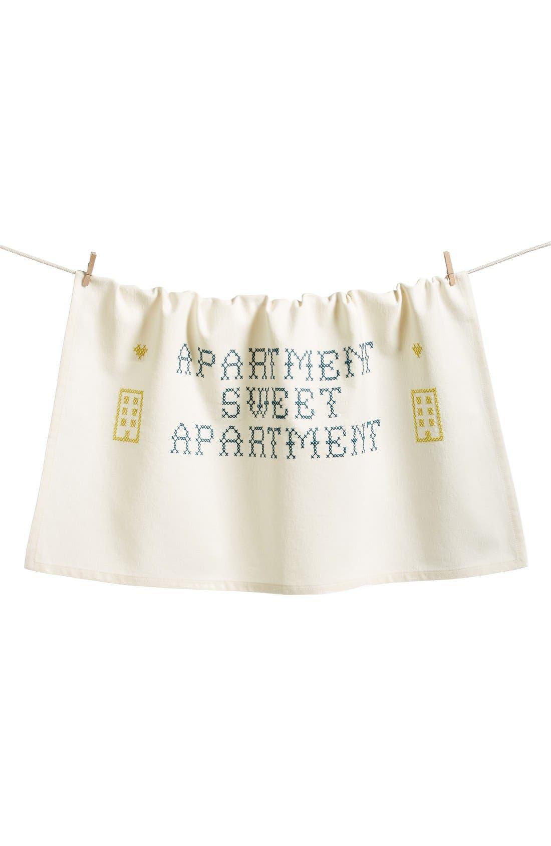 Main Image - Nordstrom at Home 'Sweet Apartment' Dish Towel