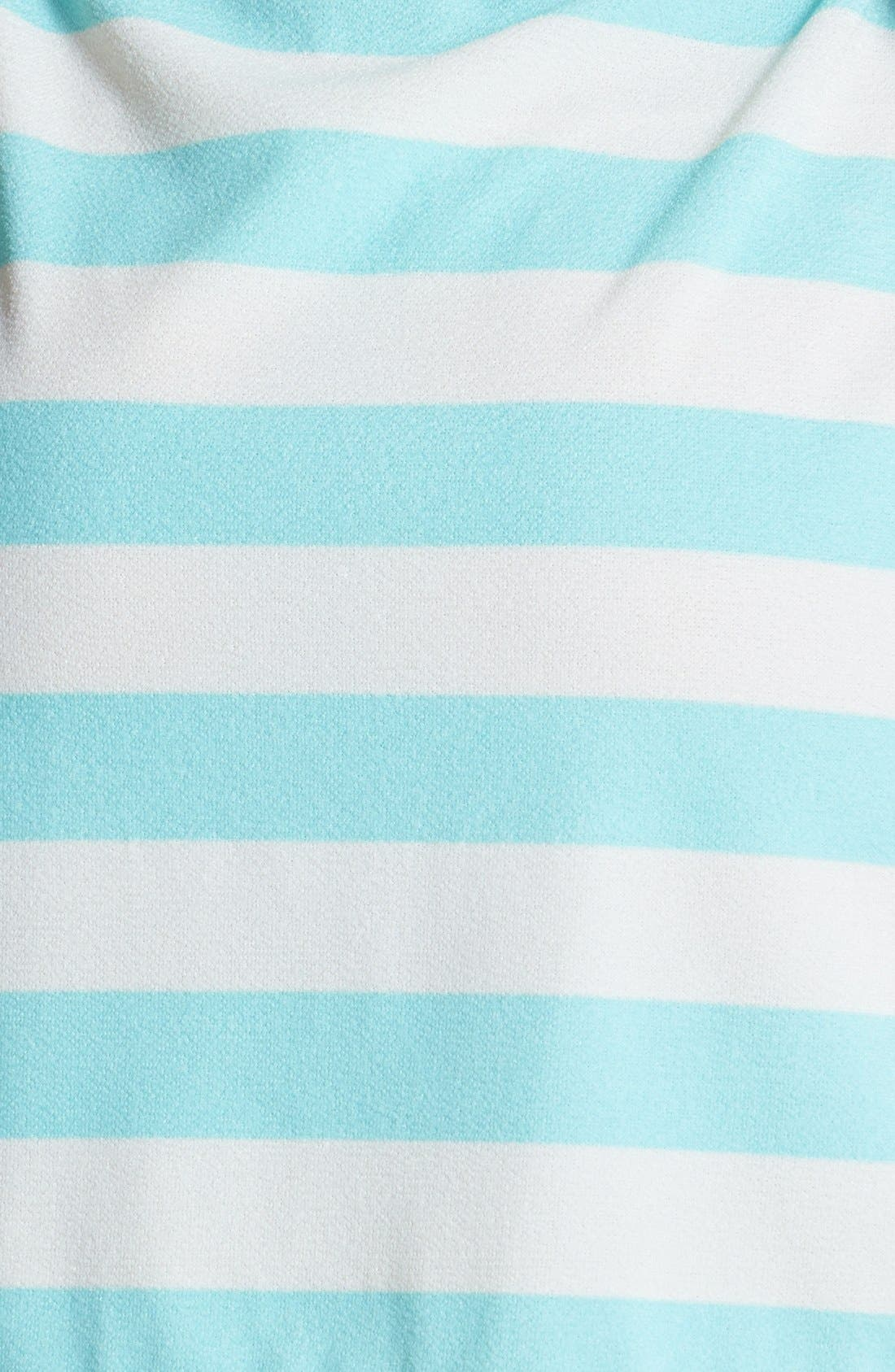 Alternate Image 3  - Juicy Couture Beach 'Sixties Stripe' Halter Cover-Up Wrap Dress