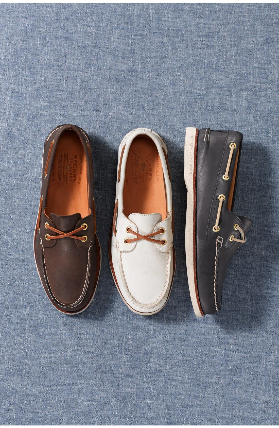 Alternate Image 5  - Sperry 'Authentic Original - Gold Cup' Boat Shoe