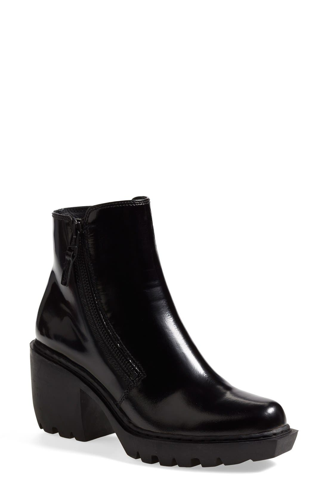 Main Image - Opening Ceremony 'Grunge' Double Zip Bootie