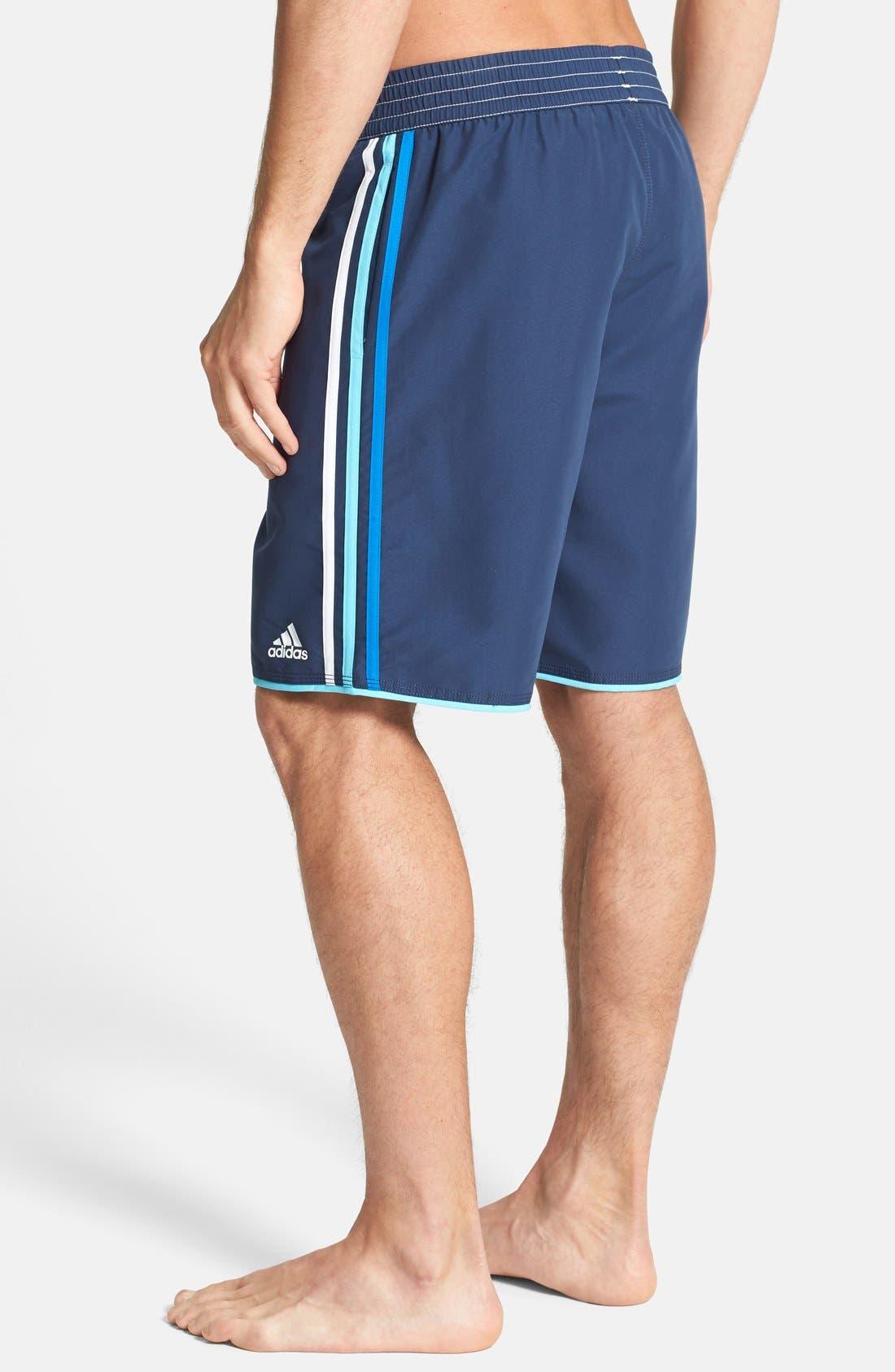 Alternate Image 2  - adidas 'Core' Swim Trunks