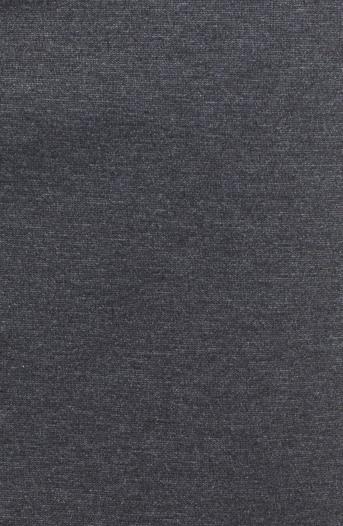 Alternate Image 3  - Vince Camuto Lace Panel Pencil Skirt (Plus Size)