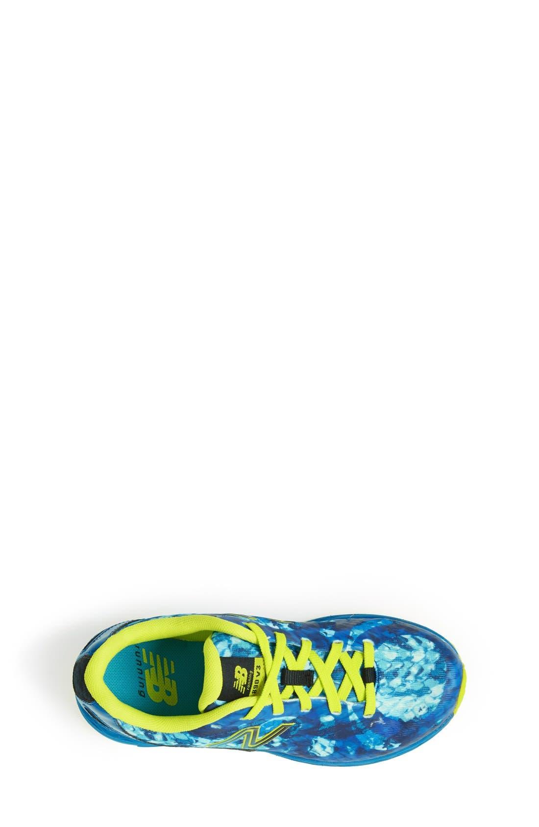 Alternate Image 3  - New Balance '890 - Python' Sneaker (Toddler & Little Kid)