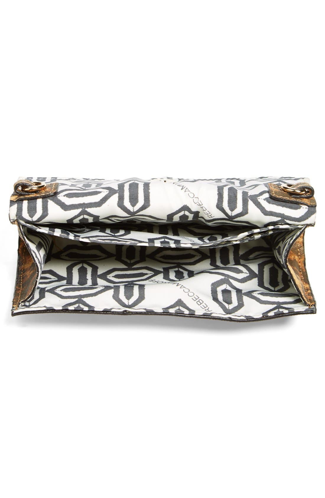 Alternate Image 3  - Rebecca Minkoff 'Mini Wallet on a Chain' Crossbody Bag