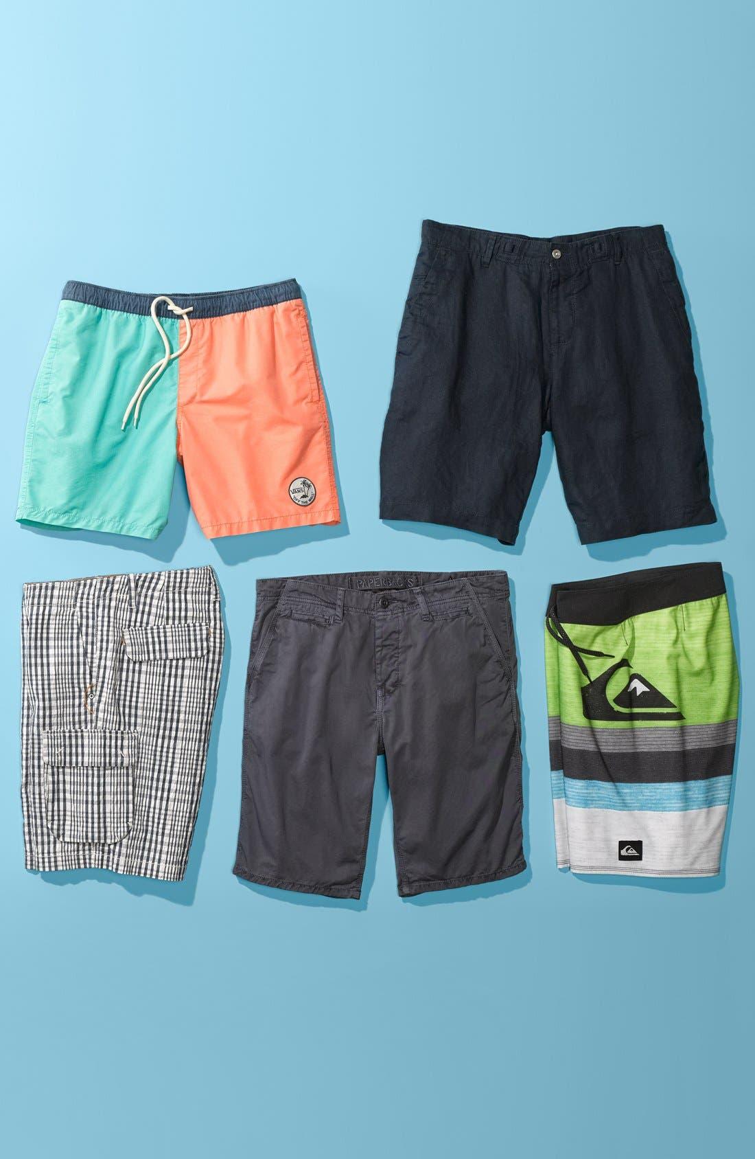 Alternate Image 4  - Vans 'Sloat' Hybrid Shorts