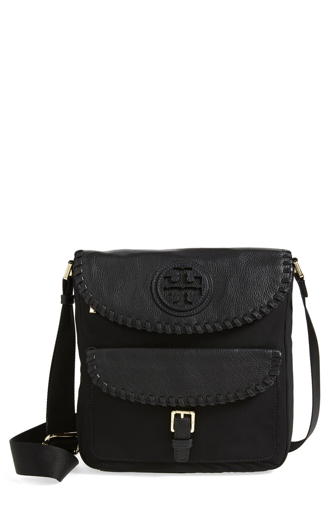 Main Image - Tory Burch 'Marion' Messenger Bag