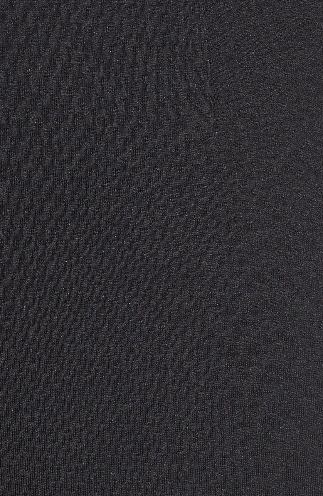 Alternate Image 3  - ASTR Textured Body-Con Dress