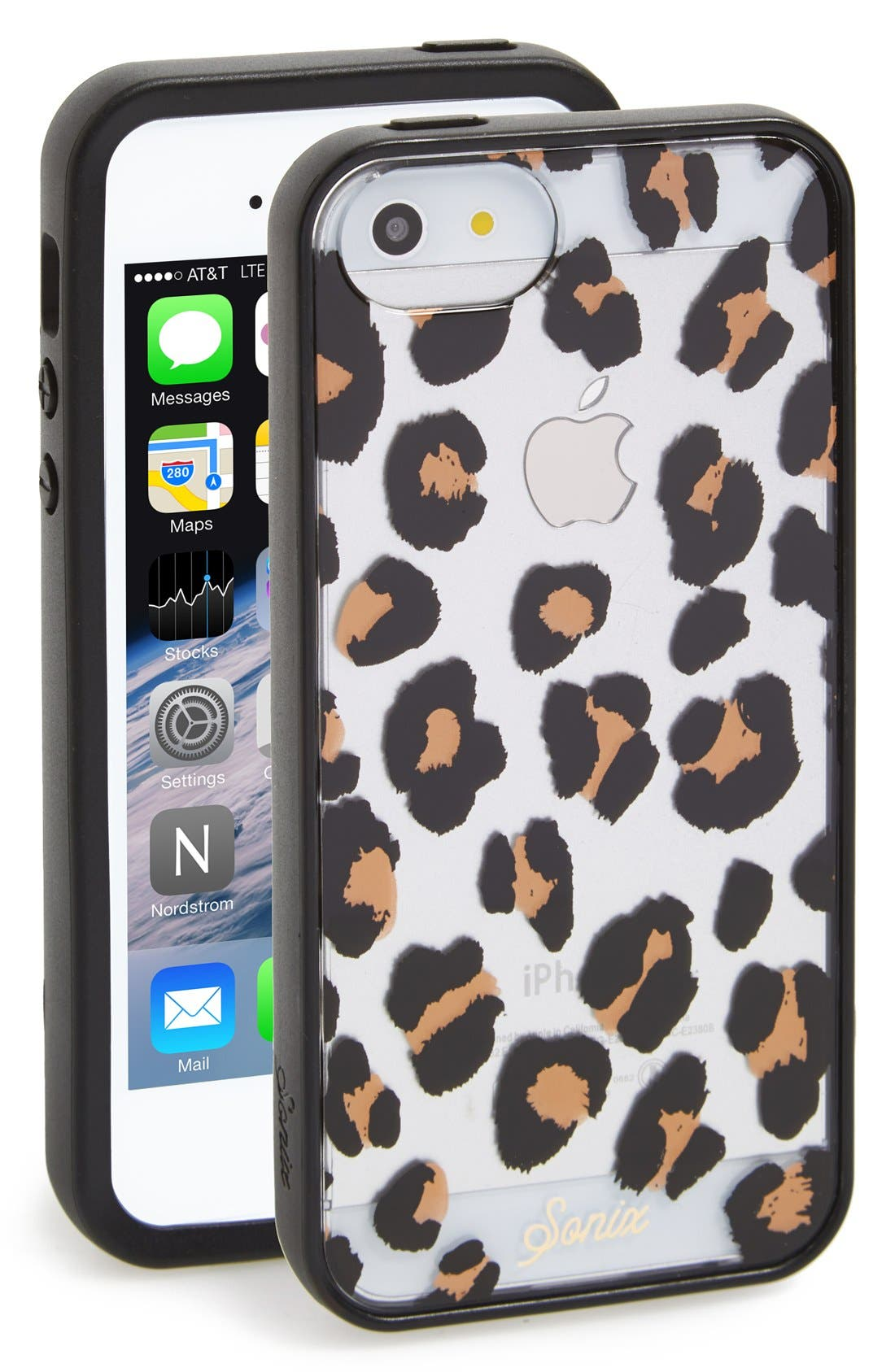 sonix iphone 5 case sonix cat call clear iphone 5 amp 5s nordstrom 16161