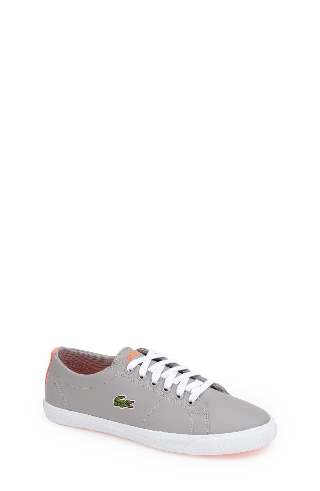 Alternate Image 1 Selected - Lacoste 'Marcel' Sneaker (Toddler, Little Kid & Big Kid)