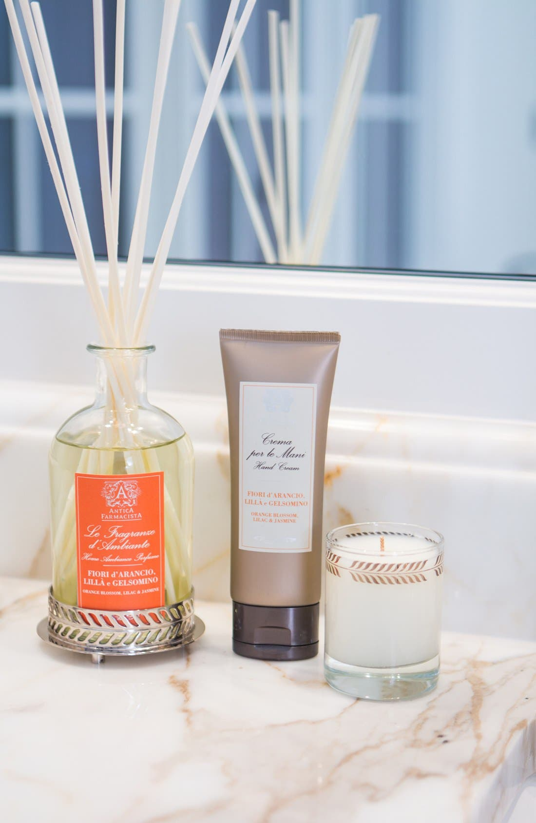 Orange Blossom, Lilac & Jasmine Home Ambiance Perfume,                             Alternate thumbnail 3, color,