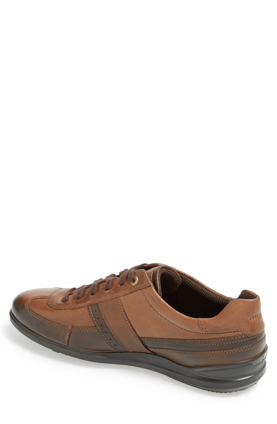 Alternate Image 2  - ECCO 'Chander' Sneaker (Men)