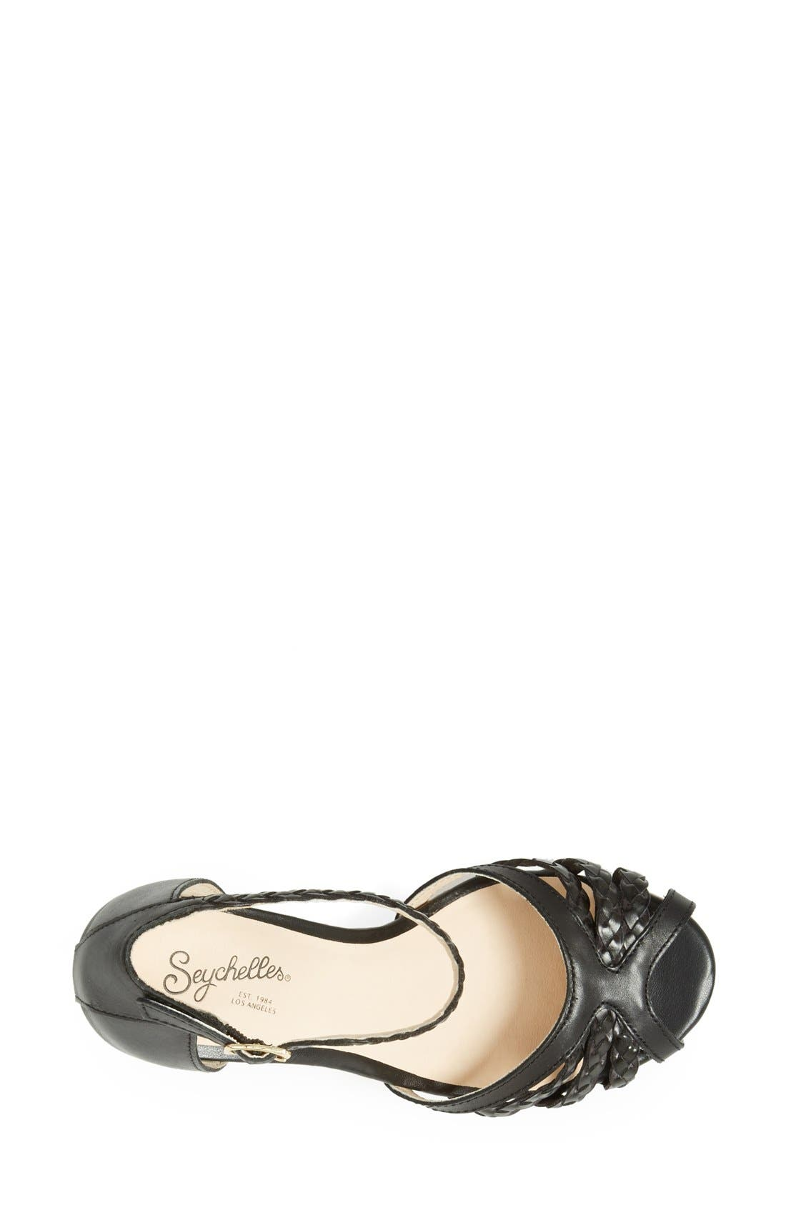 Alternate Image 3  - Seychelles 'Like a Lady' Wedge Sandal (Women)