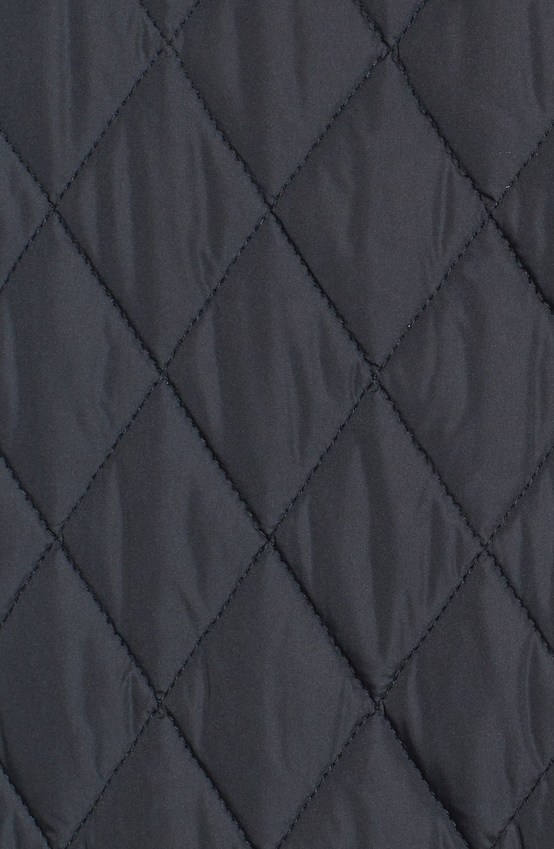 Alternate Image 3  - Vince 'CPO' Diamond Quilted Trim Fit Jacket