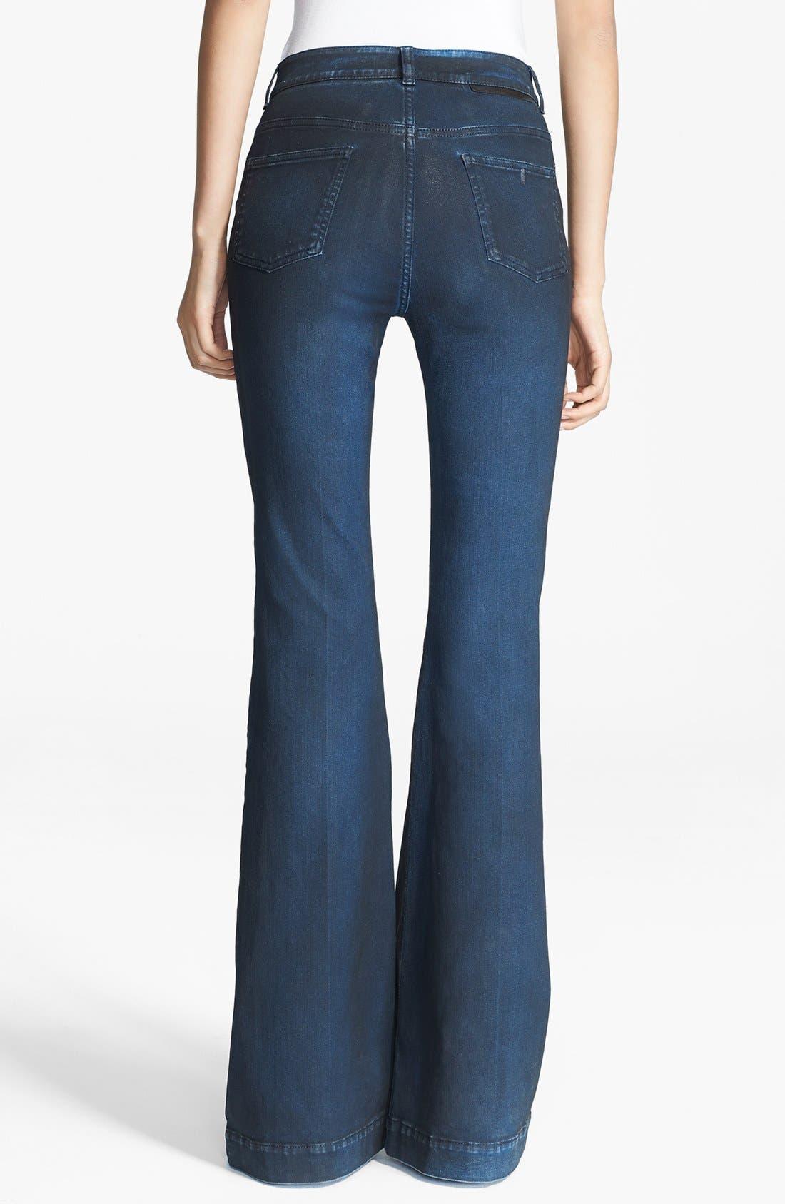 Alternate Image 2  - Stella McCartney 'The 70's Flare' Jeans