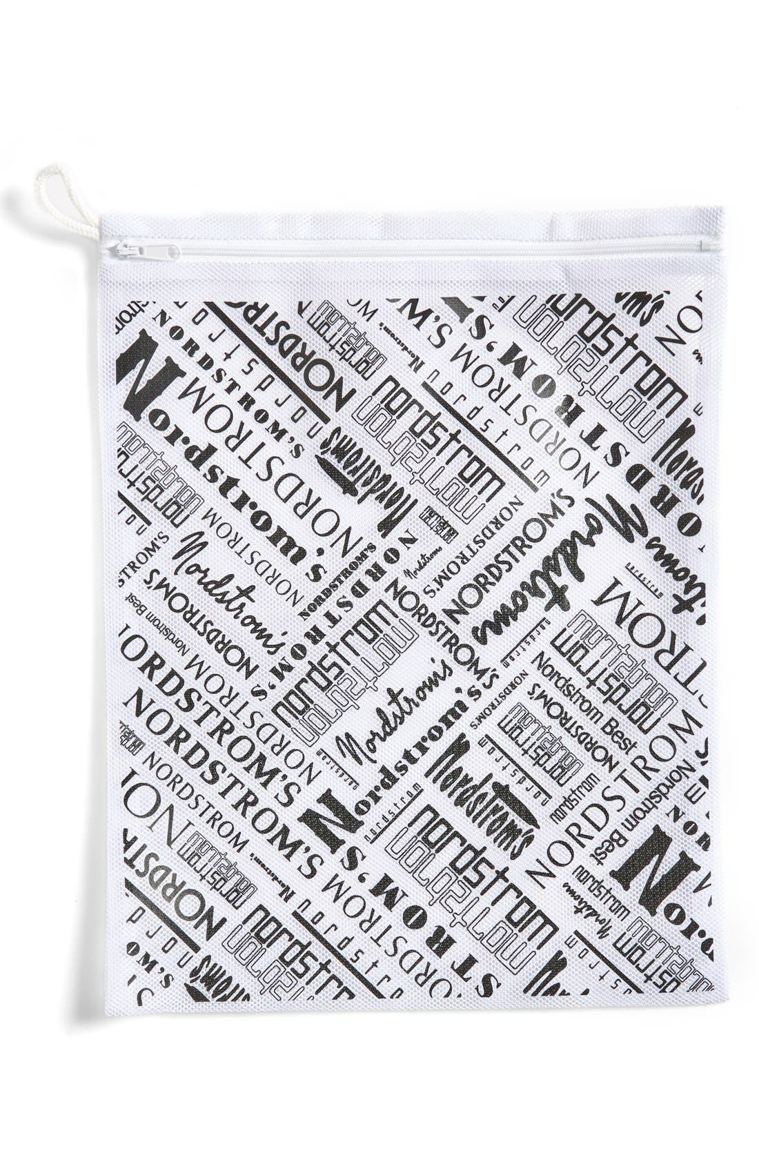 Alternate Image 1 Selected - Nordstrom Intimates Mesh Zip Laundry Wash Bag