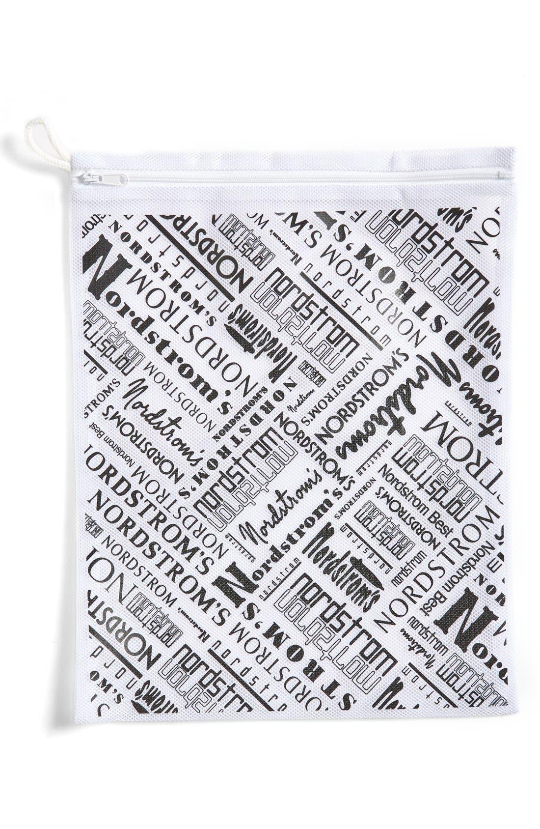Main Image - Nordstrom Intimates Mesh Zip Laundry Wash Bag
