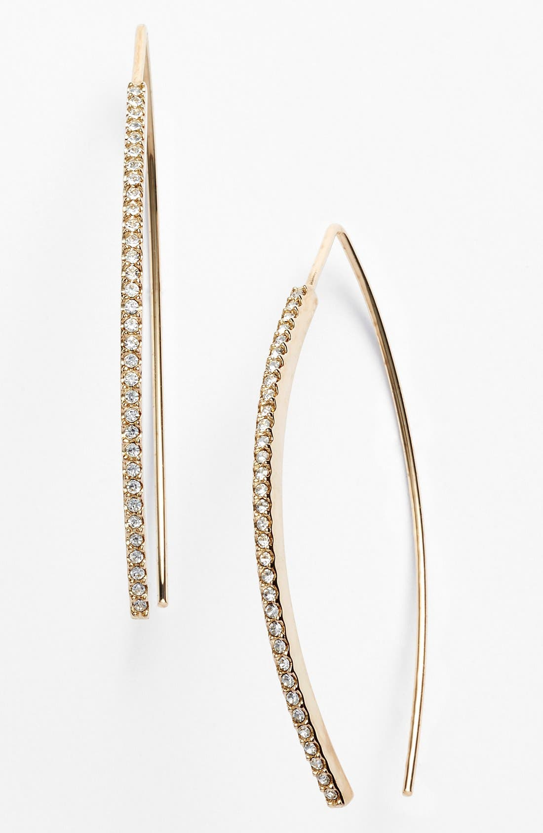 Alternate Image 1 Selected - Judith Jack Linear Earrings