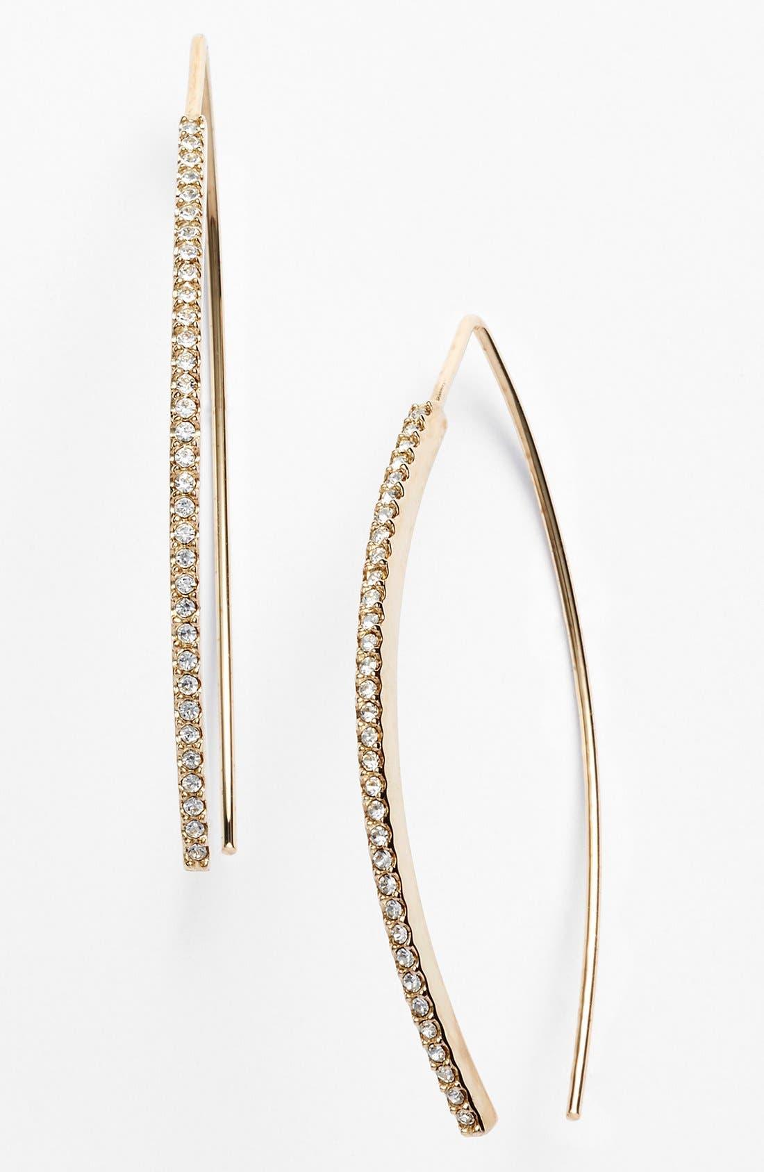 Main Image - Judith Jack Linear Earrings