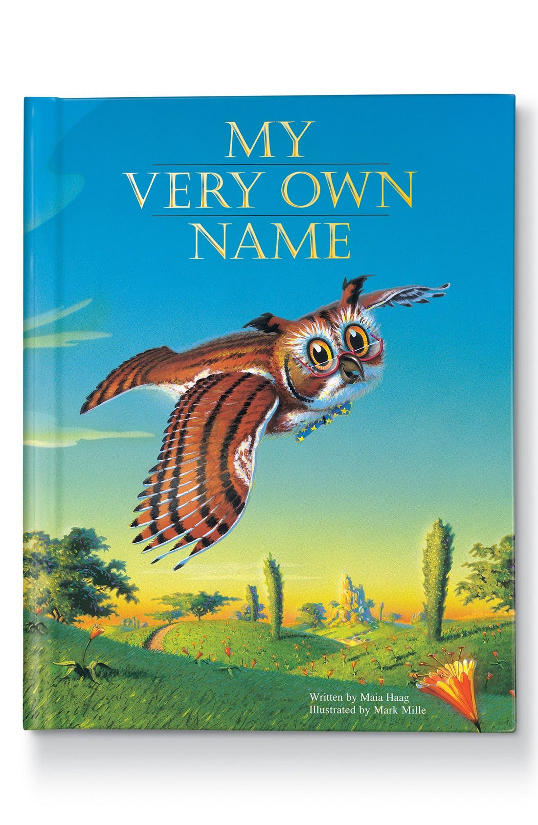 Alternate Image 1 Selected - 'My Very Own Name' Personalized Book
