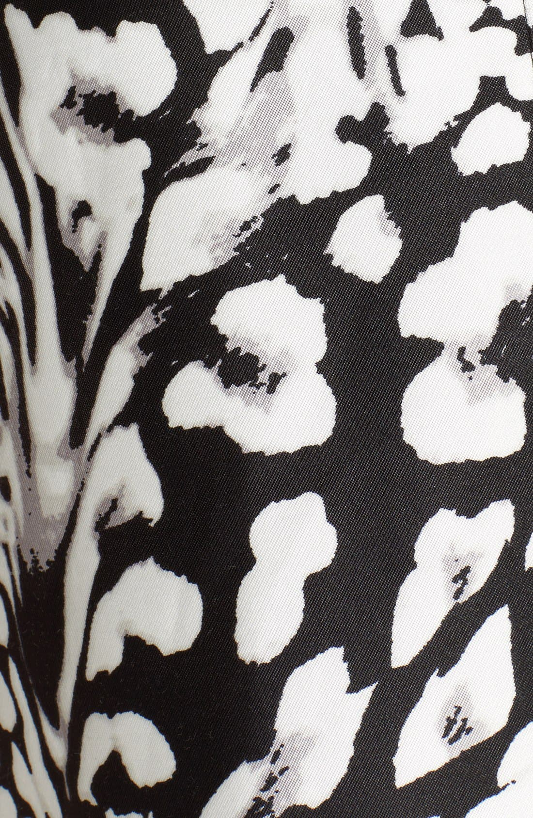 Alternate Image 3  - Diane von Furstenberg 'Amelia' Cotton Blend Wrap Dress