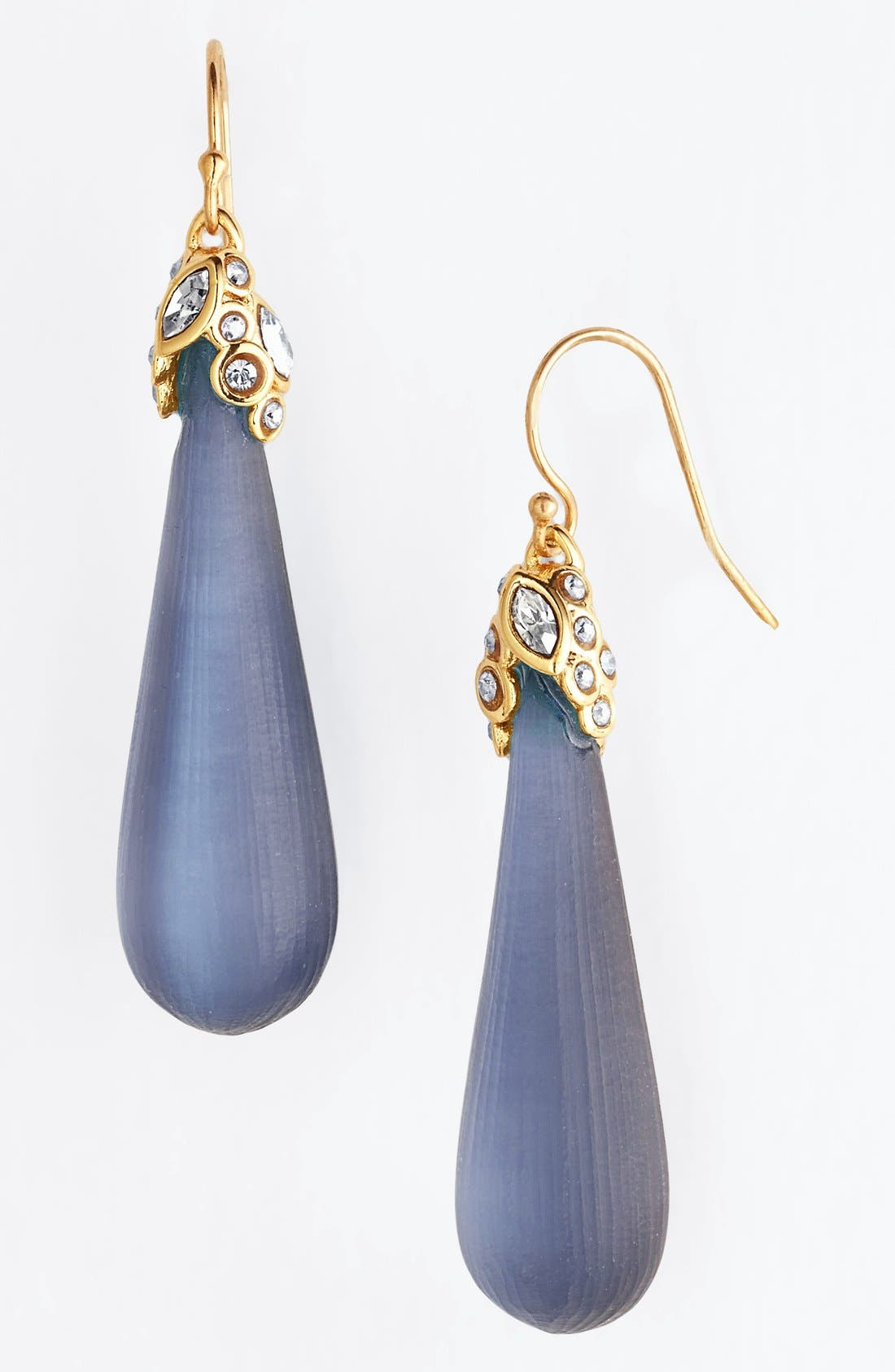 Alternate Image 1 Selected - Alexis Bittar 'Lucite® - Georgian' Teardrop Earrings (Nordstrom Exclusive)