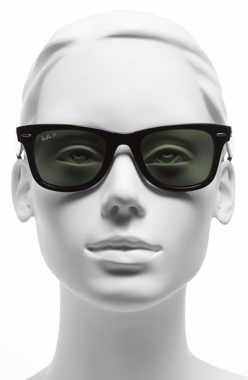 87d942009c Ray-Ban RB2140 Original Wayfarer 901 58 Men s Polarized Sunglasses