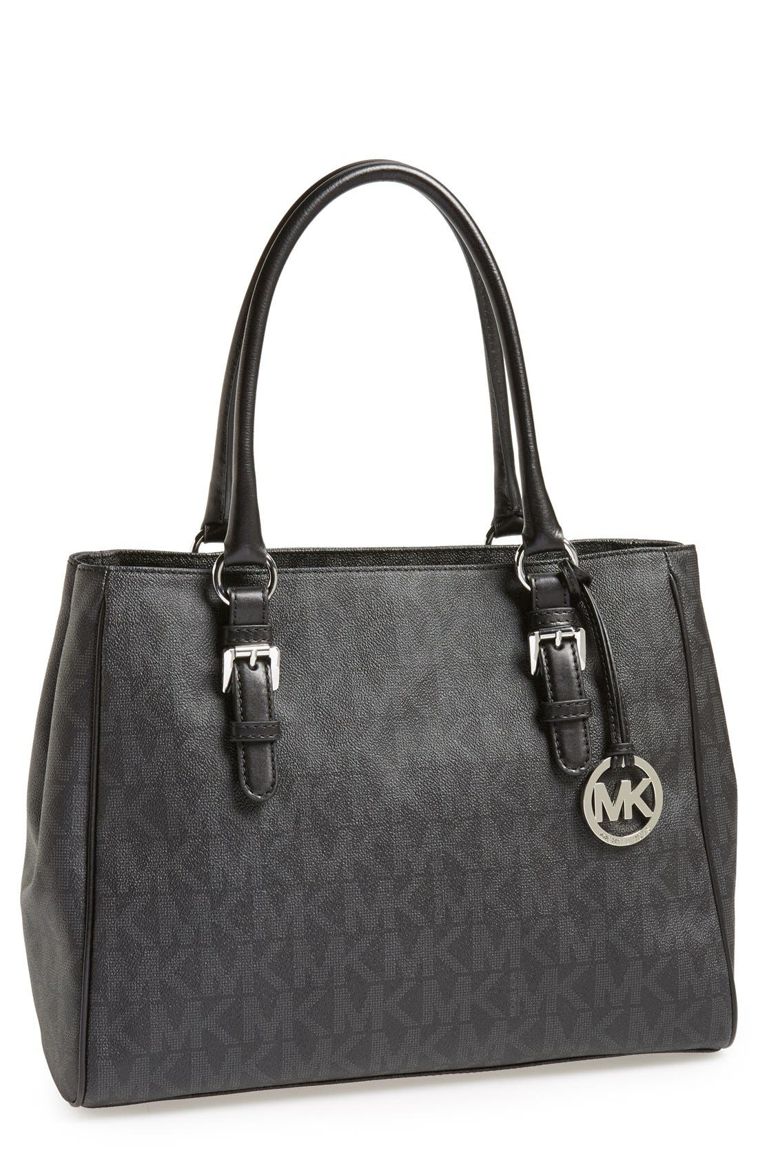 Alternate Image 1 Selected - MICHAEL Michael Kors 'Medium Jet Set' Work Tote