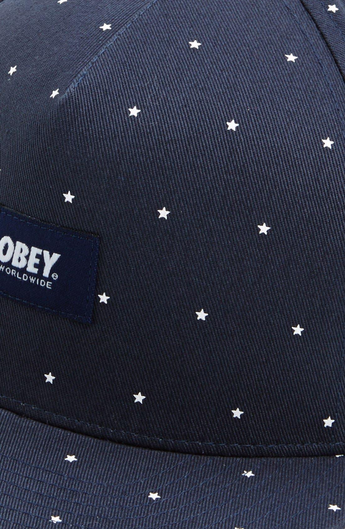 Alternate Image 2  - Obey 'Franklin' Snapback Hat