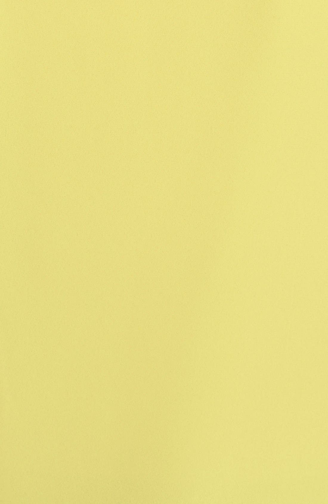 Alternate Image 3  - Wallis Sleeveless Drape Front Blouse