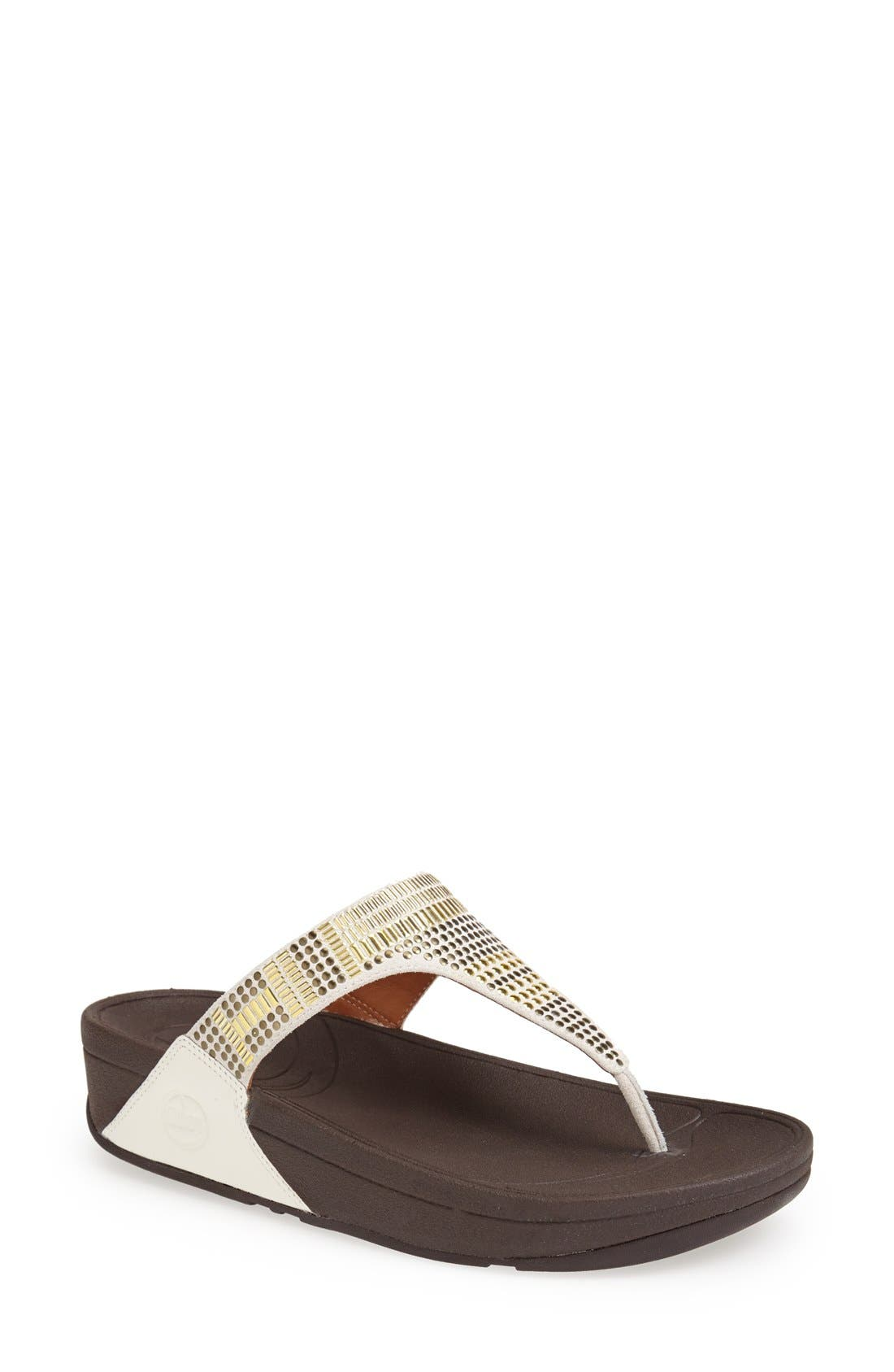 Alternate Image 1 Selected - FitFlop 'Aztek Chada' Sandal