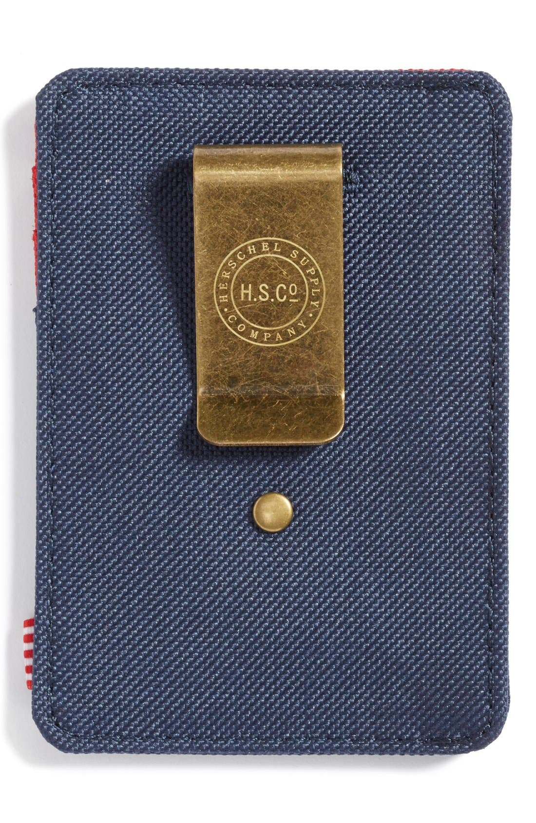 Alternate Image 2  - Herschel Supply Co. 'Raven' Card Case