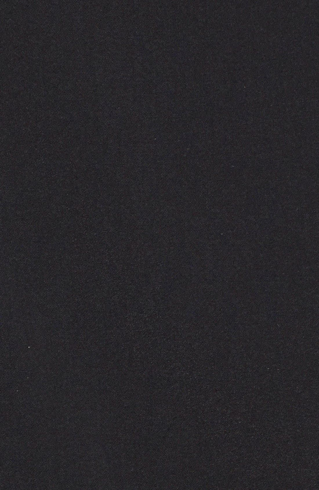 Alternate Image 3  - DKNYC Belted Surplice Jumpsuit
