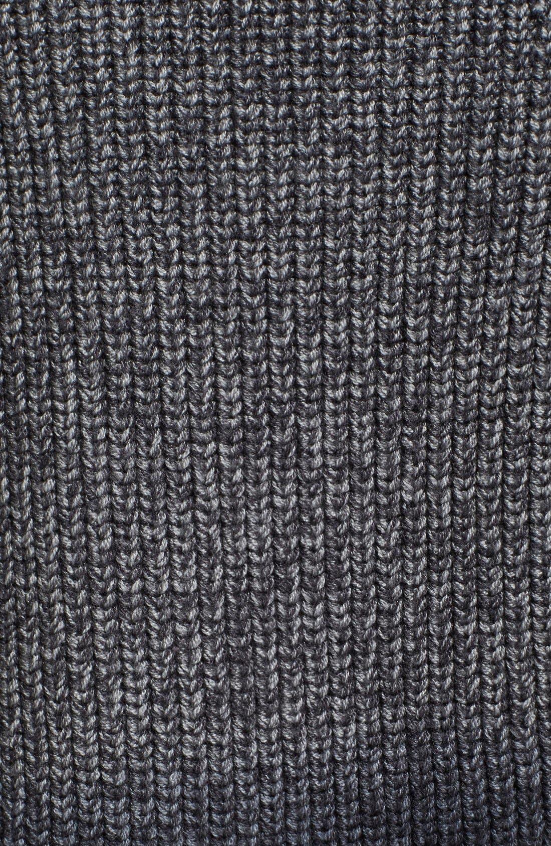 Alternate Image 3  - Burberry London Ombré Sweater