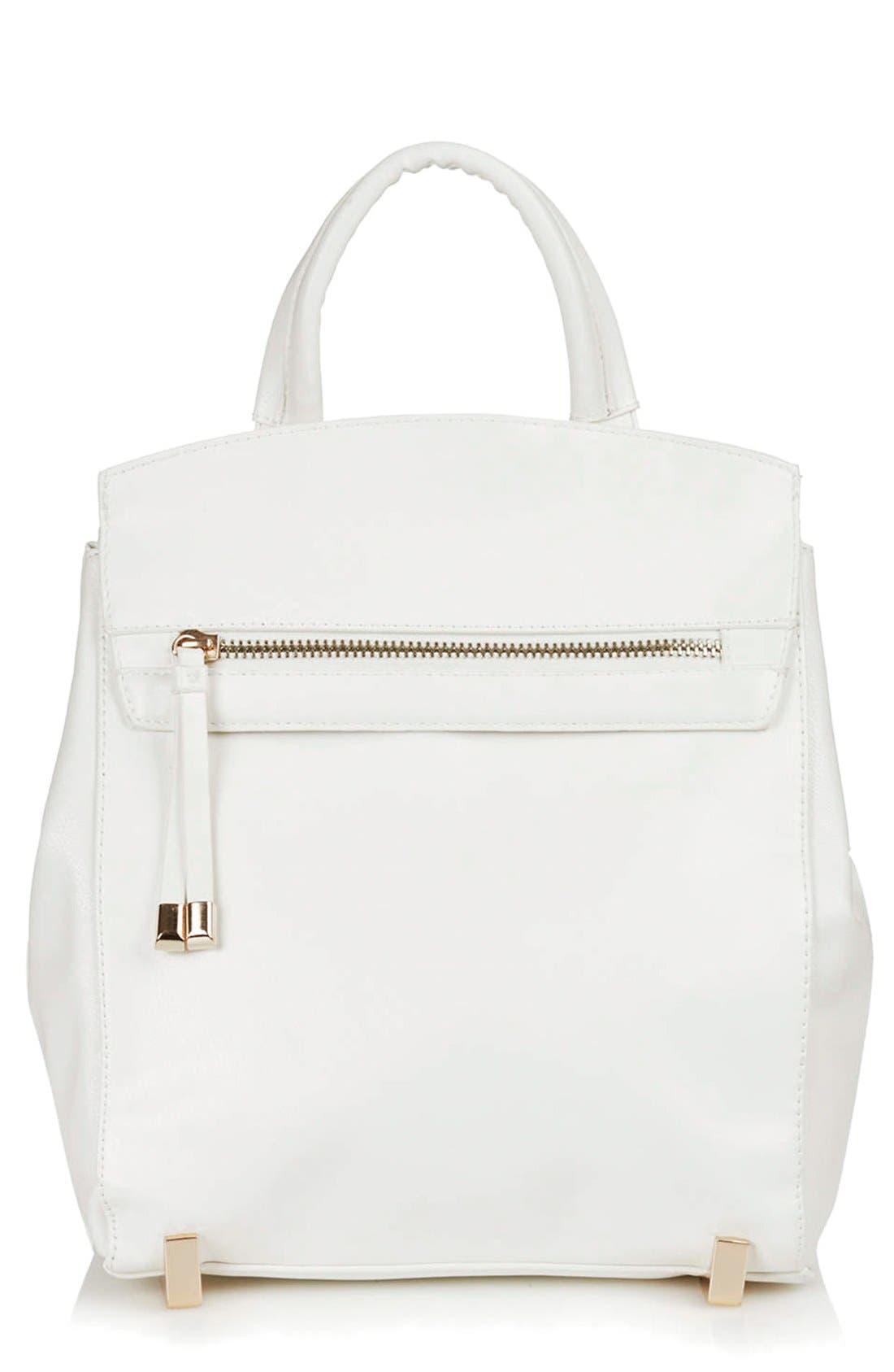 Alternate Image 1 Selected - Topshop 'Smart' Backpack
