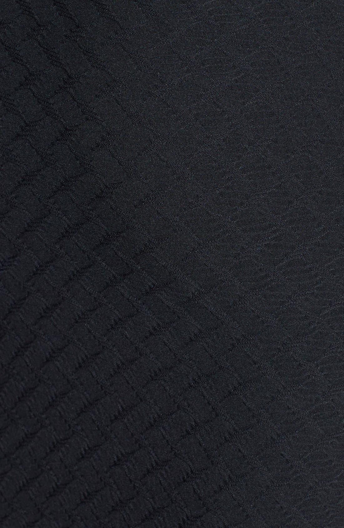 Alternate Image 3  - Tildon Textured Knit Tube Skirt