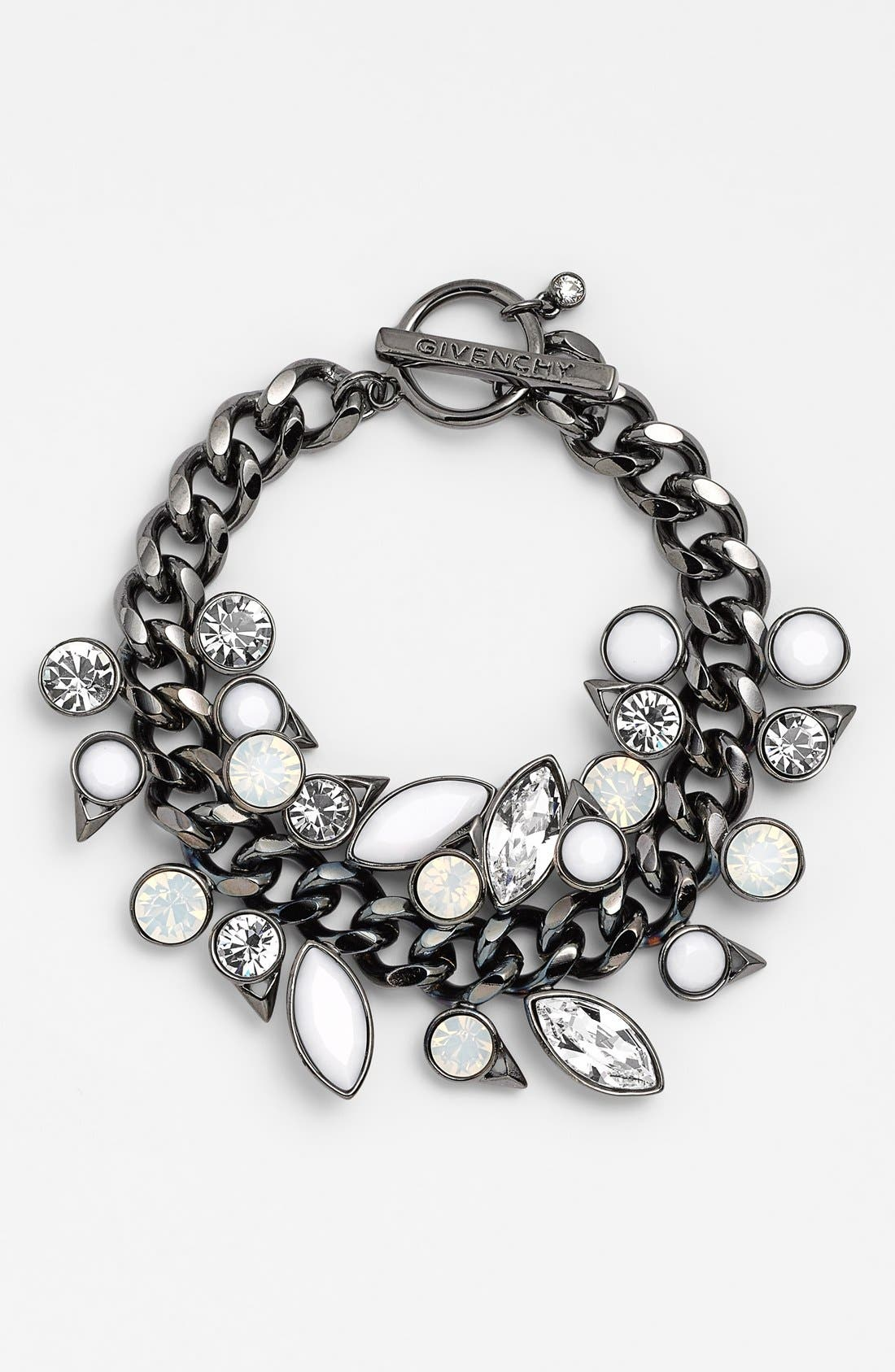 Alternate Image 1 Selected - Givenchy Toggle Bracelet