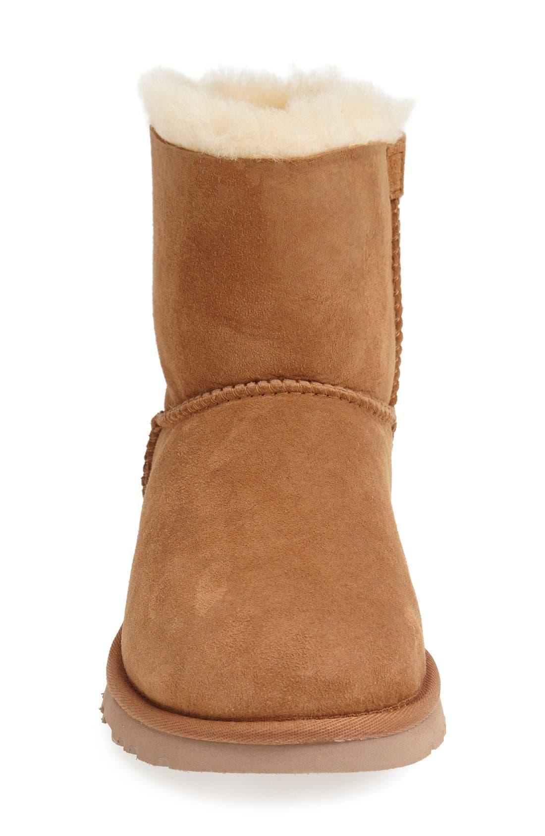 Alternate Image 3  - UGG® 'Mini Bailey Bow' Boot (Women)