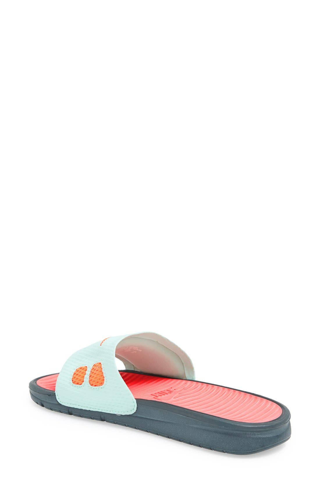 Alternate Image 3  - Nike 'Benassi - Solarsoft' Slide Sandal (Women)