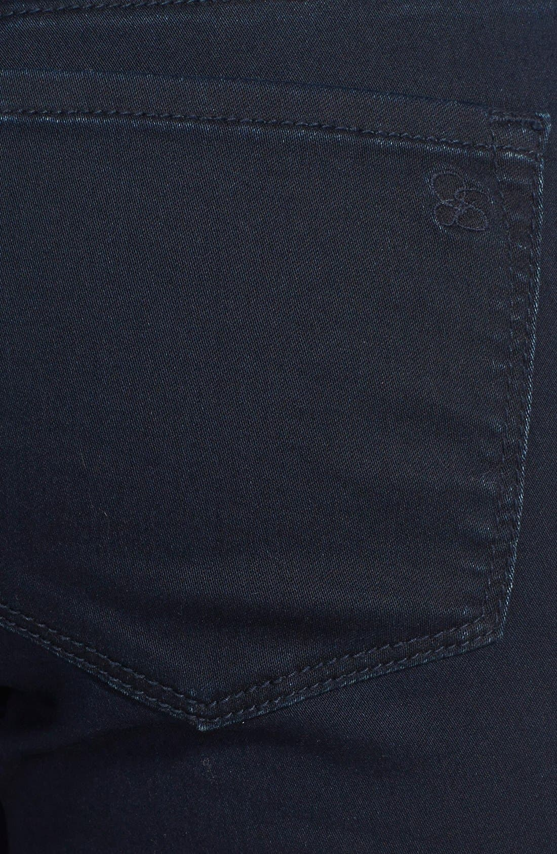 Alternate Image 3  - Jessica Simpson 'Kiss Me' Super Skinny Jeans (Enzyme Rinse)