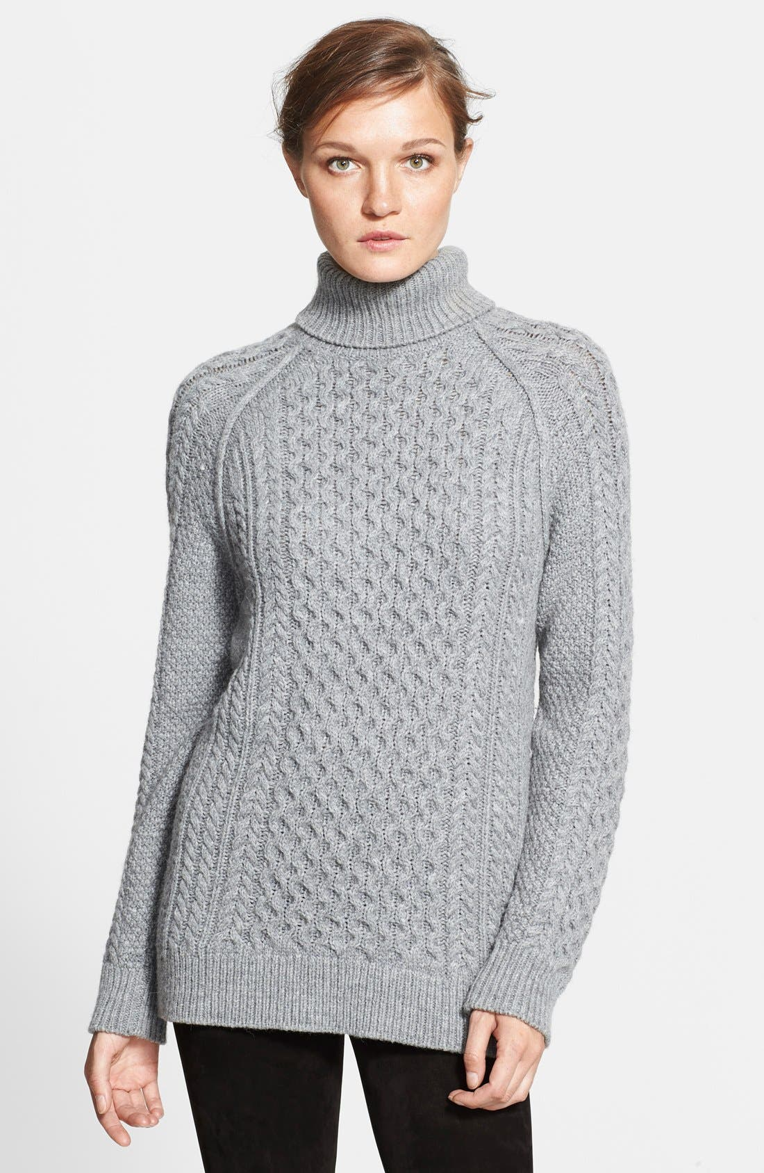 Vince Cable Knit Turtleneck Sweater | Nordstrom