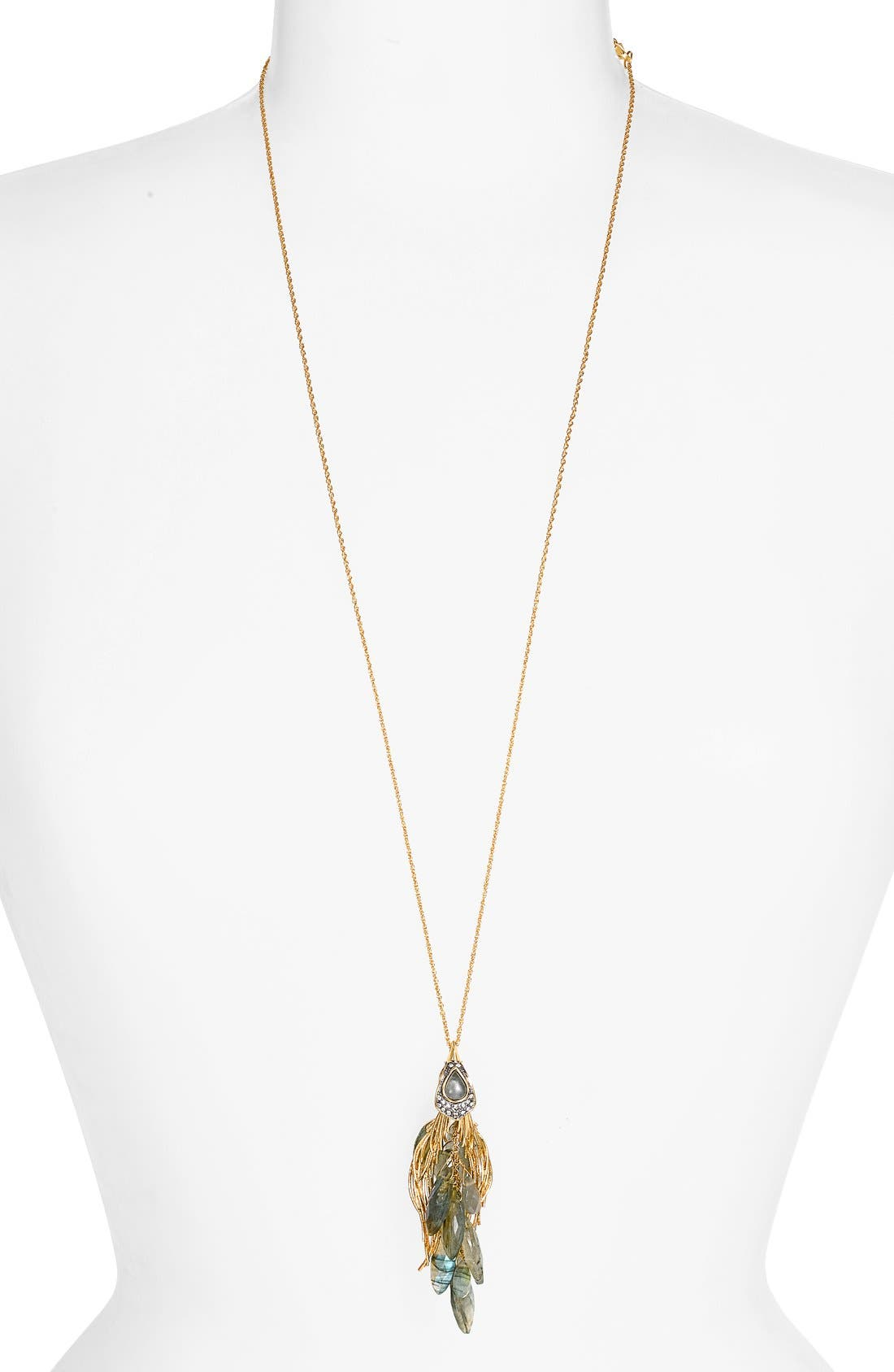 Alternate Image 1 Selected - Alexis Bittar 'Elements - Phoenix' Cluster Pendant Necklace