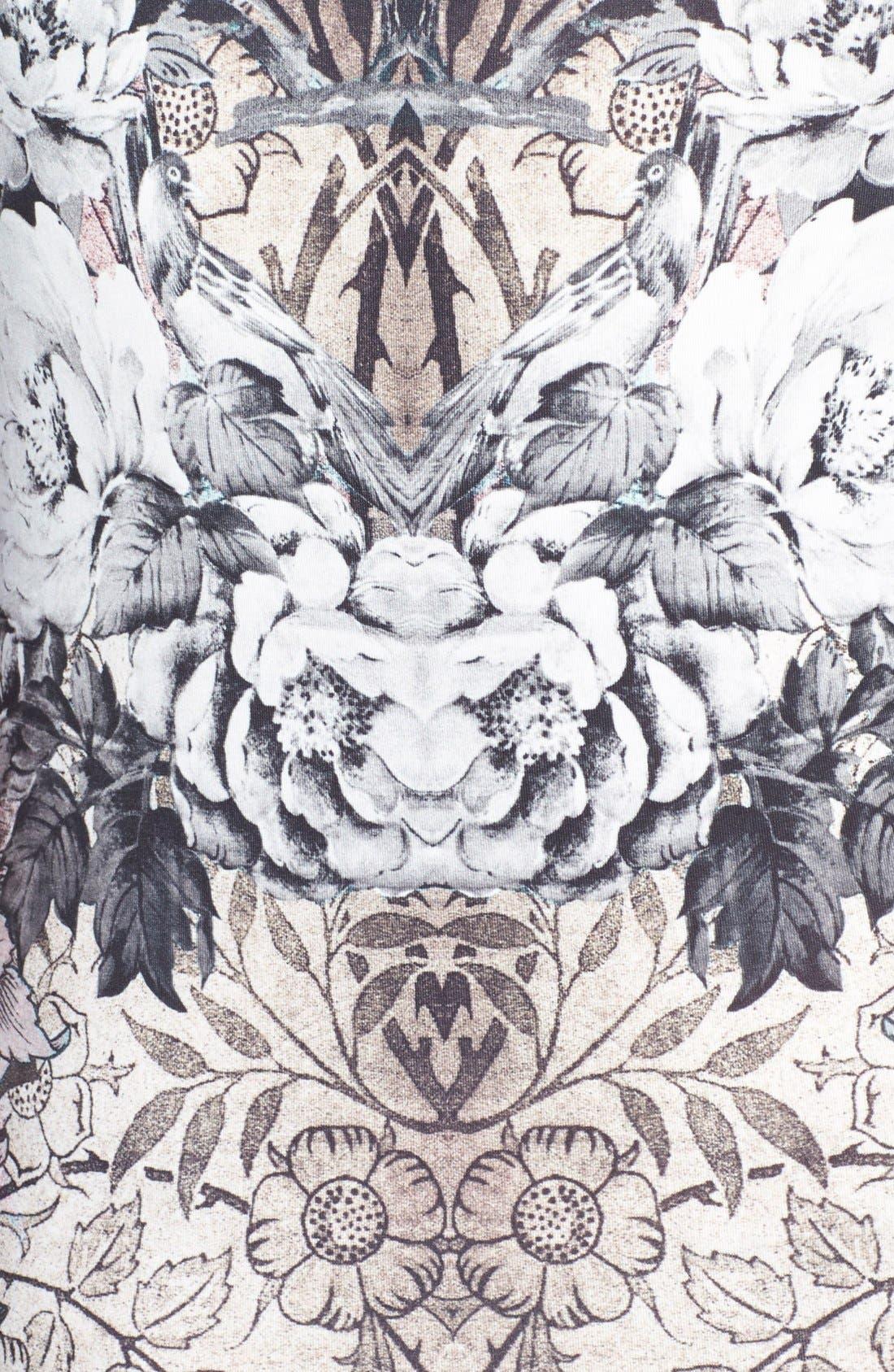 Alternate Image 3  - Topshop Print Body-Con Minidress (Nordstrom Exclusive)