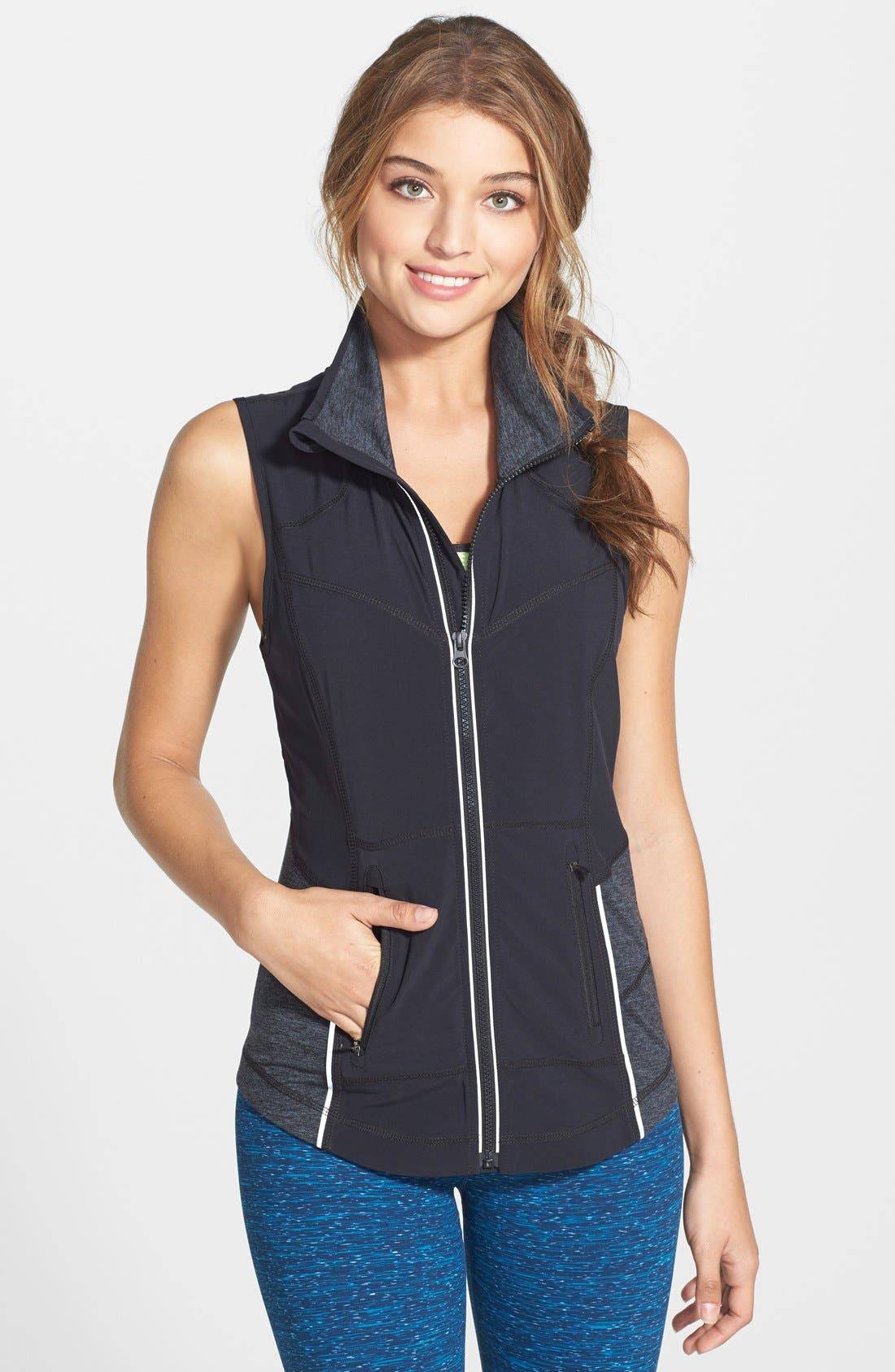 Alternate Image 1 Selected - Zella 'Momentum' Vest