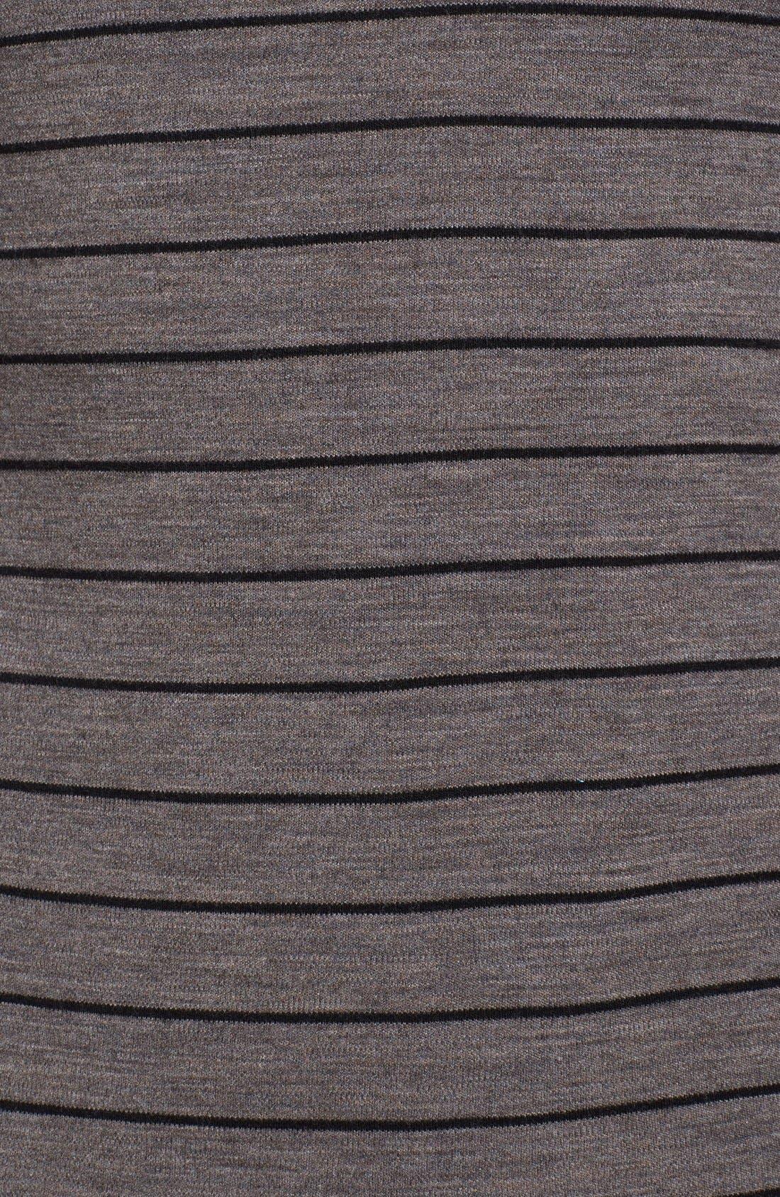 Alternate Image 3  - Smartwool 250g Base Layer Midweight Crewneck Shirt