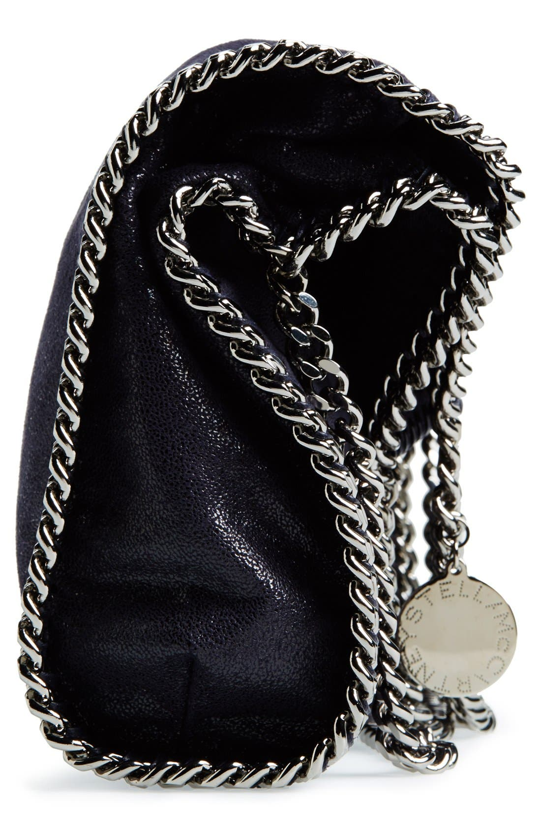 Alternate Image 5  - Stella McCartney 'Falabella - Shaggy Deer' Faux Leather Foldover Tote