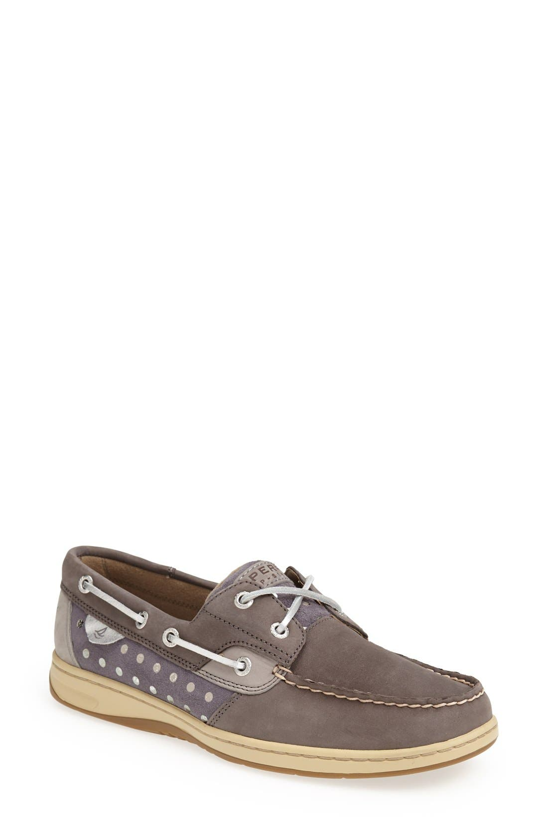 Alternate Image 1 Selected - Sperry Top-Sider® 'Bluefish' Boat Shoe (Women)