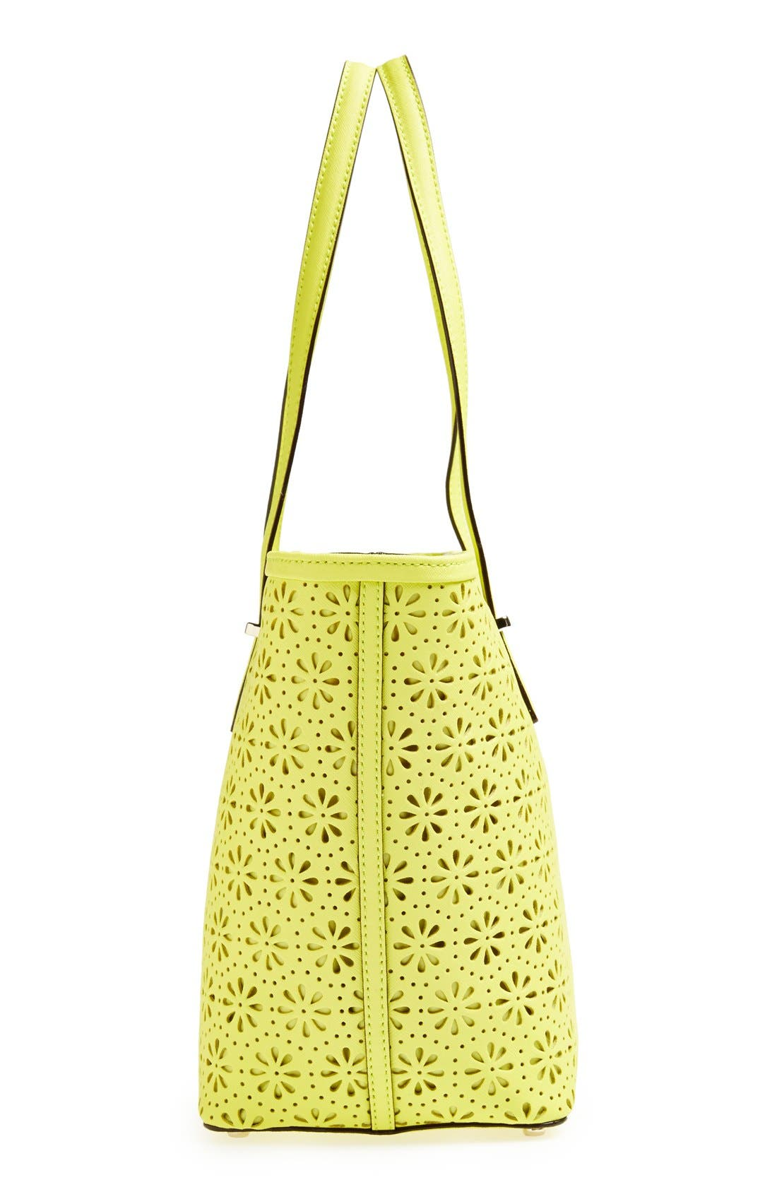 Alternate Image 5  - kate spade new york 'small cedar street - harmony' perforated leather tote